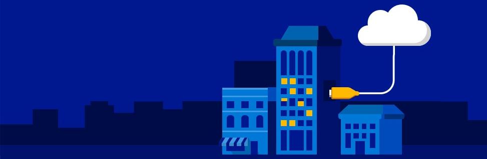 Использование Azure для локальной инфраструктуры